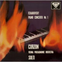 TCHAIKOVSKY - PIANO CONCERTO NO : 1
