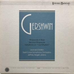 GERSHWIN - RHAPSODY IN BLUE...